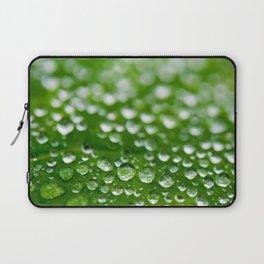 Droplets Laptop Sleeve