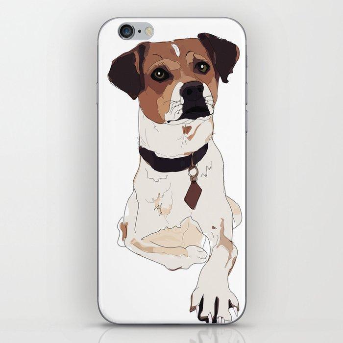 Hello. I'm a dog. iPhone Skin