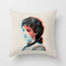 Splitsecondfeeling Throw Pillow