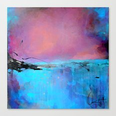 Versailles-Abstract  Canvas Print