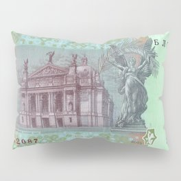 20 Hryvnia 2003 Pillow Sham