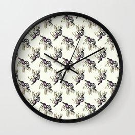 fairy cow Wall Clock