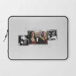 Swan-Mills Family Laptop Sleeve