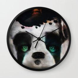 Dog ( Capalau) Wall Clock