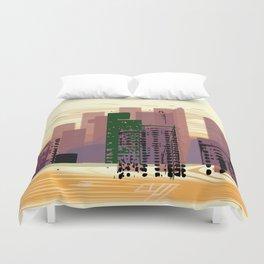 City Duvet Cover