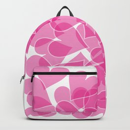 Harts pattern Backpack