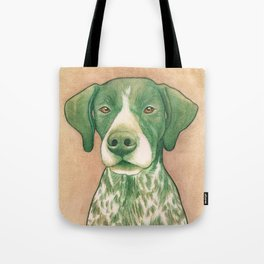 Pointer dog - Jola 02 Tote Bag