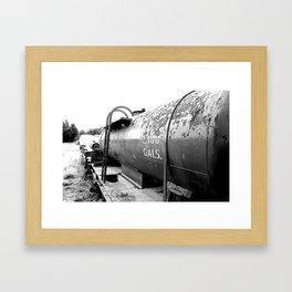 Gallons  Framed Art Print