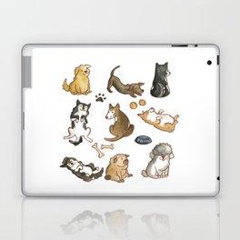 Puppies! Laptop & iPad Skin