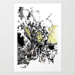 wimwamwom Art Print