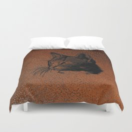 Cat20170501_by_JAMColorsSpecial Duvet Cover