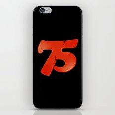 75 iPhone Skin