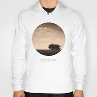 inspirational Hoodies featuring Inspirational by mJdesign