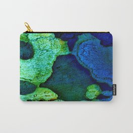 Nature in green blue Carry-All Pouch