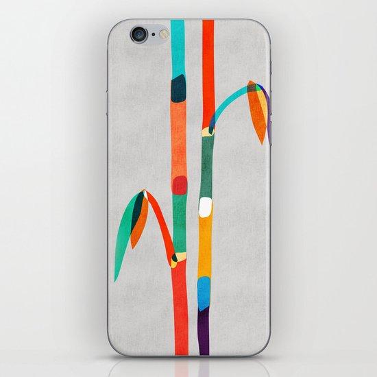 Couple of Bamboo iPhone & iPod Skin