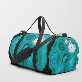 Time Bunny Duffle Bag