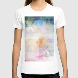 Gamma - Contemporary Geometric Circles T-shirt