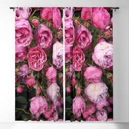 Victorian Roses Blackout Curtain