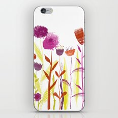 Mixed up Meadow iPhone & iPod Skin