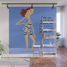 New Dress Wall Mural