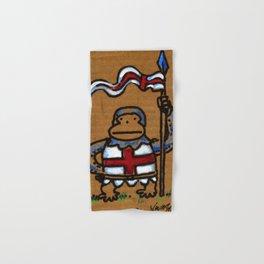 Templar Ape with Spear Hand & Bath Towel