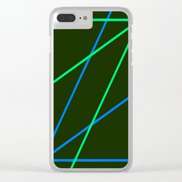 Mirror Reflection Clear iPhone Case