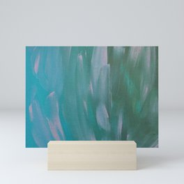 Brush Strokes Mini Art Print
