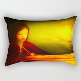 Dear Diary Rectangular Pillow