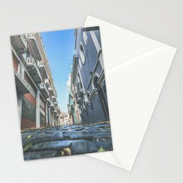 Puerto Rico Streets Stationery Cards