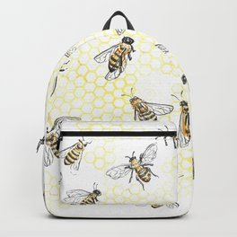 Honey and B Backpack