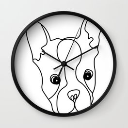 dog days are over Wall Clock