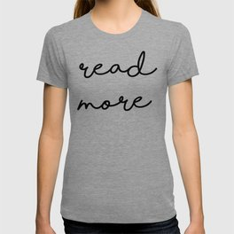 Read More T-shirt
