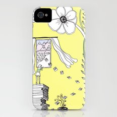 Inspiration and Dreams Slim Case iPhone (4, 4s)
