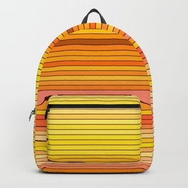 50 Shades of YELLOW - Living Hell Backpack