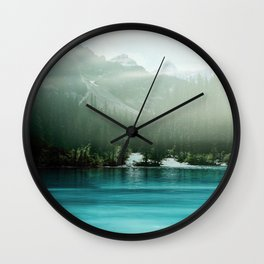 Let me under your skin Wall Clock