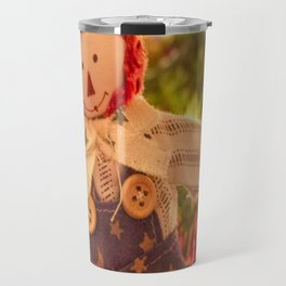 Merry Little Andy Travel Mug