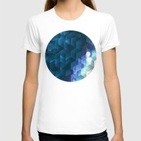 dna T-shirts featuring DNA Cube by Tony Vazquez