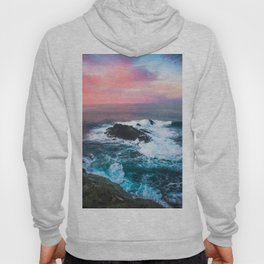 Sunset on the Bay of Biscay Hoody
