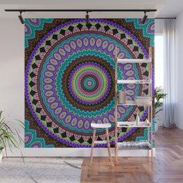 the dreamer Mandala Wall Mural