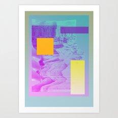 «–∆…∆–» Art Print