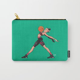 CoolNoodle and AirJordan6 Playoffs Carry-All Pouch