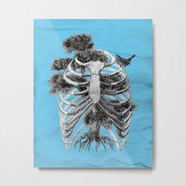 A Breath of Fresh Air Metal Print
