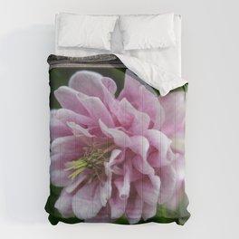 Double Columbine named Pink Tower Comforters