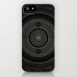 Inner Space 6 iPhone Case