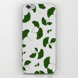 Ginkgo Leaf I iPhone Skin
