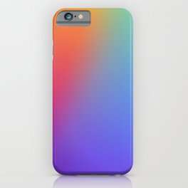 Holographic 6 iPhone Case