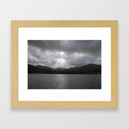 Snowdonia Mountains, Wales #1 Framed Art Print