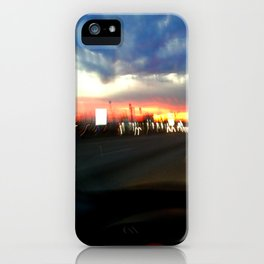 710 Lights iPhone Case