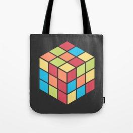 #68 Rubix Cube Tote Bag