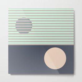 Abstract Tourmaline 3 Metal Print